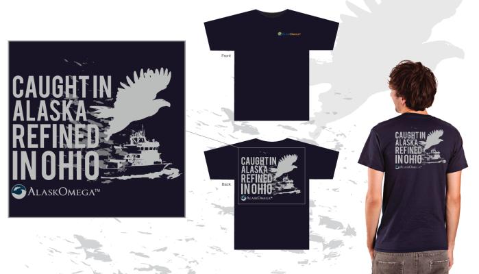AlaskOmega T-Shirt