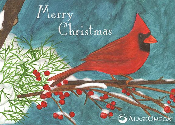 Company Christmas Card 2013