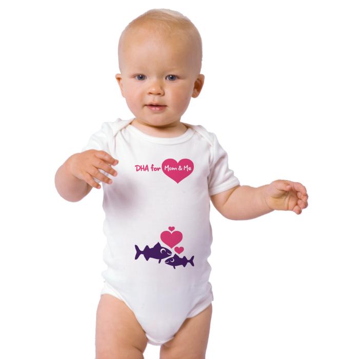 Prenatal DHA Onesie