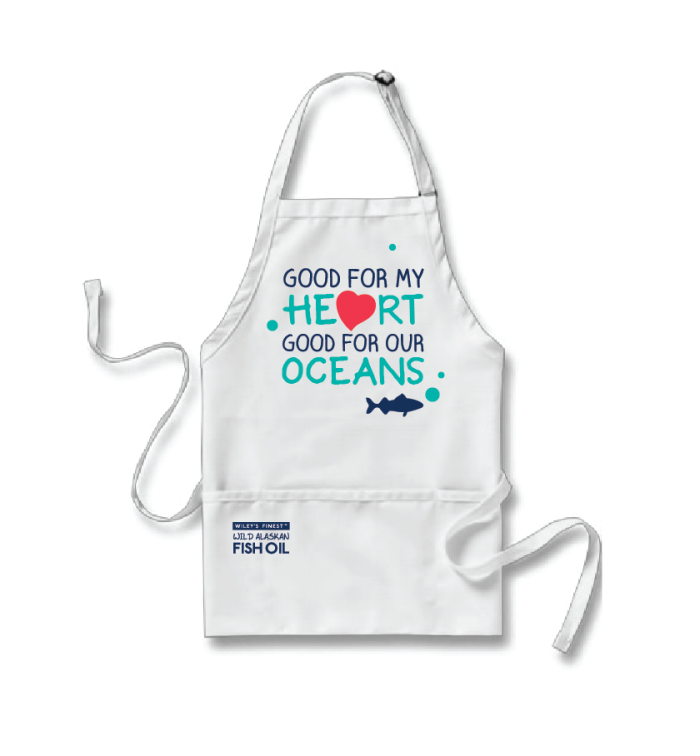 Wiley's Finest Apron Design for Campaign