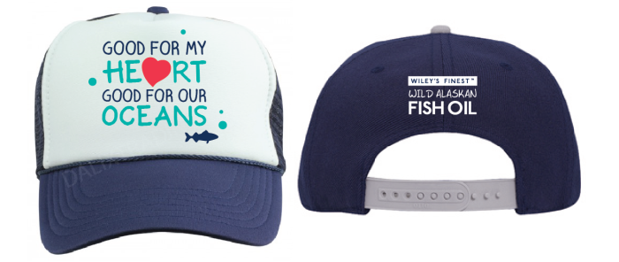 Wiley's Finest Hat Design for Campaign