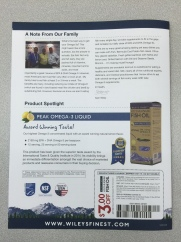 Wiley's Finest Newsletter Design